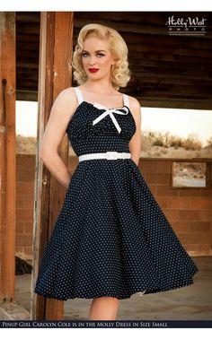 The Molly Dress