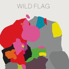 WIld Flag album cover