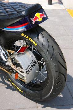 Yamaha SR 400 by Biker's store CLUTCH