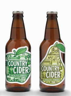 Country Cider - Heart Cider makers