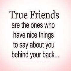 true friends.