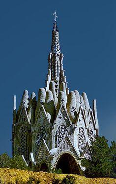 El Santuario de la Mare de Déu de Montserrat , Tarragona