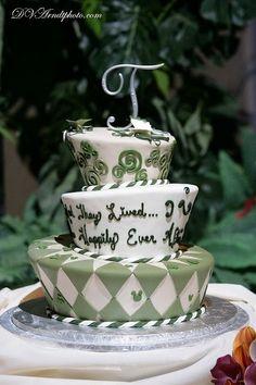 Disney wedding cake :)