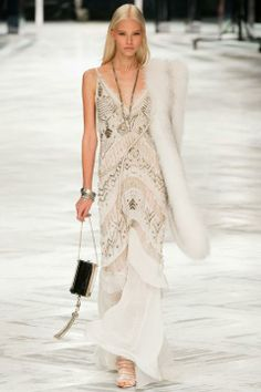 Bohemian Bride / Heavy Metal / 2014 Bridal Trend Report on The LANE