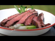 How to make sous-vide steak without the fancy machine - YouTube
