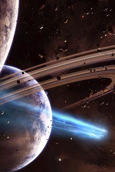 (Rings of Saturn