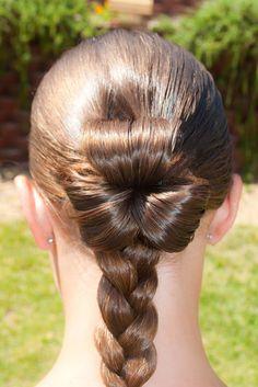 Magic Wand Hairstyle @ Princess Piggies