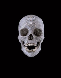 For the Love of God. Hirst