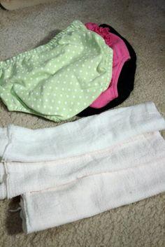 DIY Training pants
