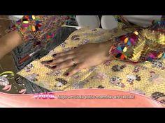 Faça um lindo porta marmitas em tecido! - YouTube
