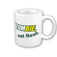 stuff, funni, zubway, coffee cups, zombi coffe
