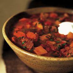 good Goulash recipe