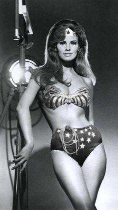 Raquel Welch as Wonder Woman