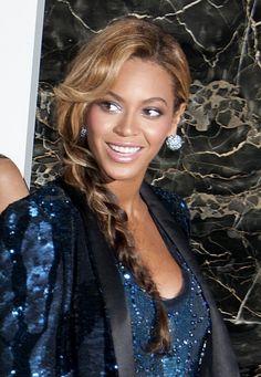 Beyonces rockin braid