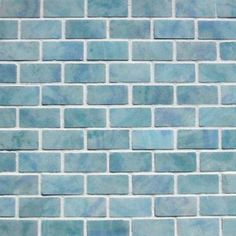 Fun twist on traditional subway tile from Exquisite Surfaces (xsurfaces.com). | thisoldhouse.com