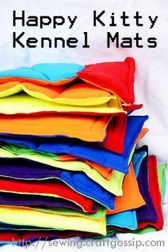 #ROAKDIY Kennel Mats