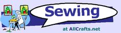 Sewing Patterns and Sewing Machine Help at AllCrafts!