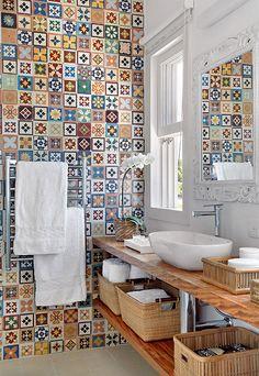 Love tiles!