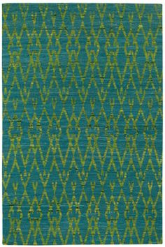 Berkeley Rug in Deep Sea! #CapelRugs