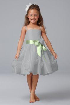 Seahorse 49729 Flower Girl Dress | Weddington Way bridesmaids, coral, seahors, colors, flower girl dresses, blog, flowergirl, flower girls, blues
