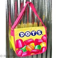 Dots Candy Messenger Bag
