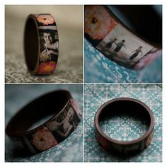 Michelle Ellis Photography: How to make a photo bangle just like Michelle's