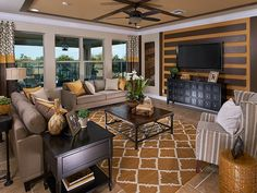 Palm Plan At Colina Bay | Orlando, FL
