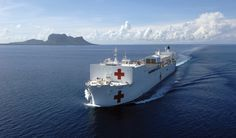 U.S. Naval Hospital Ship Mercy