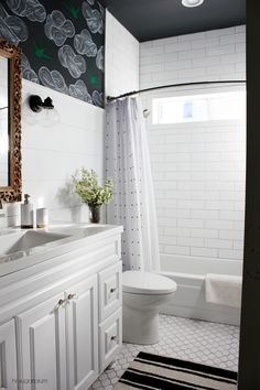 {Big Box Bathroom} T