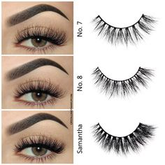 Different Ways To Curl Your Eyelashes pics