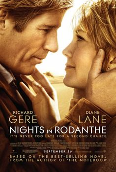 """Nights in Rodanthe""  Book By: Nicholas Sparks"