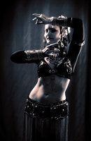 Belly Dancers: Maija II by Rajala - love this pose