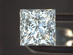 1.71 Carat Princess Cut #Diamond