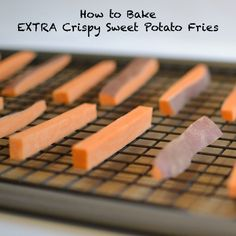 How to Bake Extra Crispy Fries, Chips and More!
