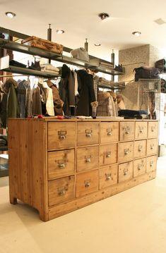 WP store, Milan store design