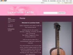 One of our latest wedding suppliers http://www.theweddingsupplierlist.com/beautiful-handmade-cards/