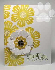 blossom punch, mixed bunch stamp set