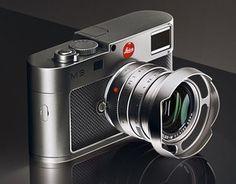 A girl can dream: Leica M9 Titanium
