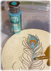 Such a Pretty Mess: Glam up Your Projects with Trinkets & Dusty Attic Chippies!!