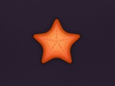 Starfish Logo / Icon  by Sean Farrell