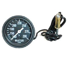 Jeep Temperature Gauges  Willys and Jeep Temperature Gauges for MB, GPW, CJ2A, CJ3A, M38, M38A1, CJ5, CJ7, Truck and Station Wagon.