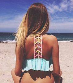 Id wear it just for the tan lines
