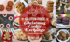 Gluten-Free Christmas Cookie Exchange!