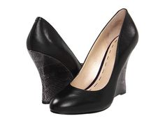 Nine West To The Flo Black Leather - Zappos.com Free Shipping BOTH Ways