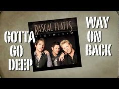 RASCAL FLATTS ~ Banjo