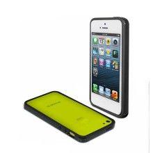 Bumper iPhone 5C Muvit - iBelt Negra con Film Protector  AR$ 100,80