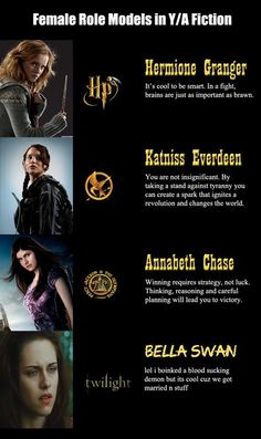 I named my Daughter Annabeth after Annabeth Chase from Percy Jackson. Because she is strong and amazing.