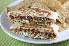 Taco Bell Crunchwrap Supreme Recipe | BlogChef.net