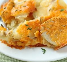 "Scalloped Potatoes: ""This is absolutely fantastic, and even better as leftovers."" —GramCracker"