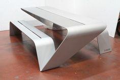 steel //  table - <3